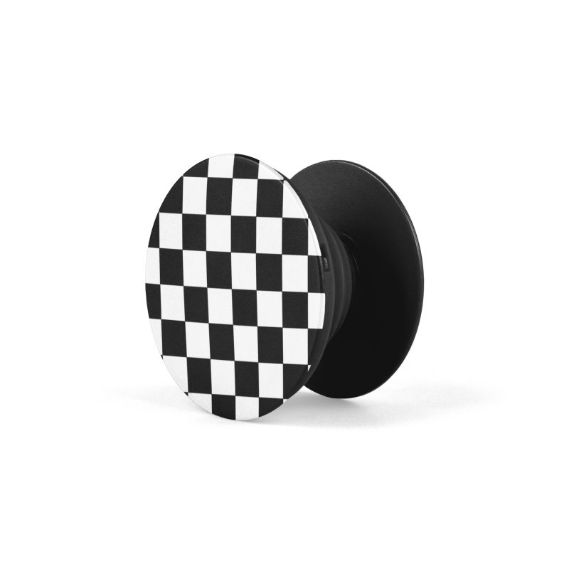 PopSocket Checker Black
