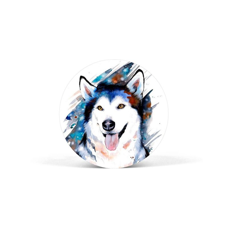 PopSocket Painted Wolf