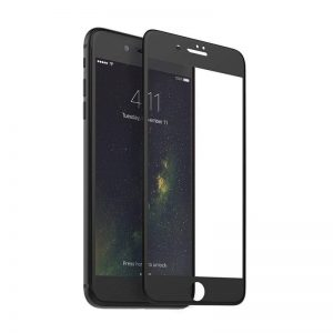 Apple iPhone 7/8 ochranné 3D sklo Black