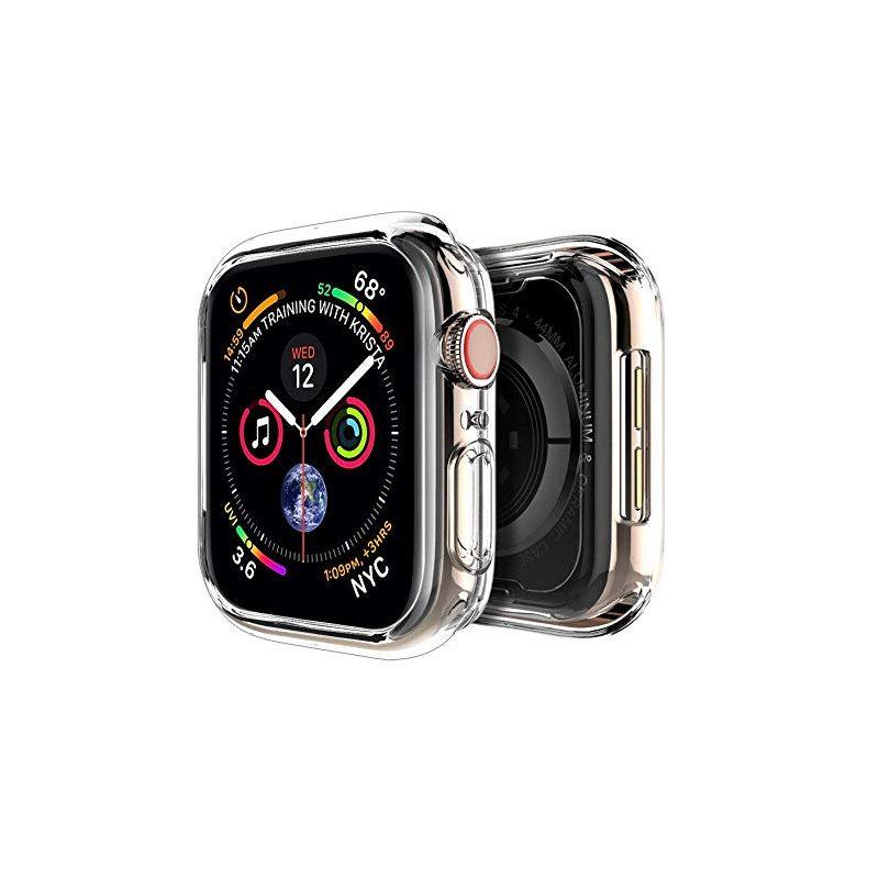 Apple Watch silikónový obal Clear