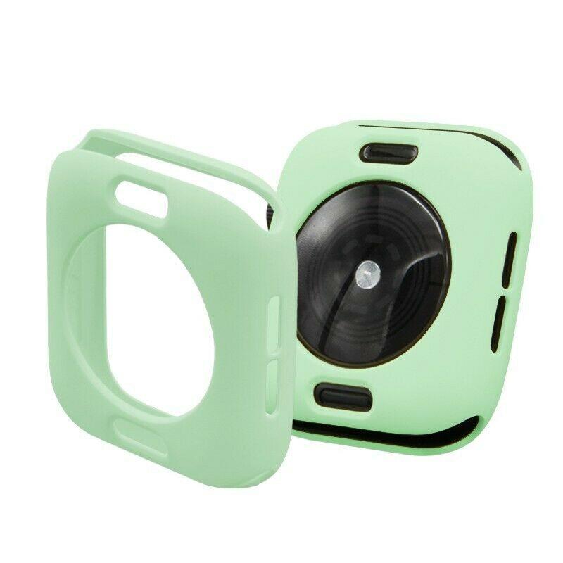 Apple Watch silikónový obal Green