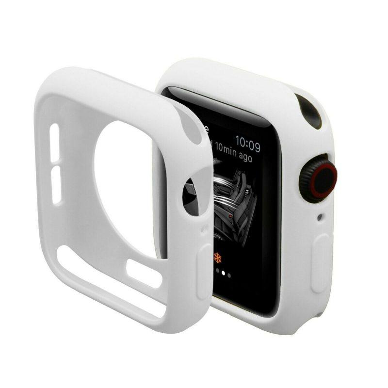 Apple Watch silikónový obal White