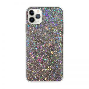 Apple iPhone 11 Pro silikónový kryt Pink Sparkling