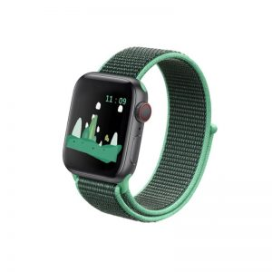 Apple Watch 42mm/44mm látkový remienok Spearmint