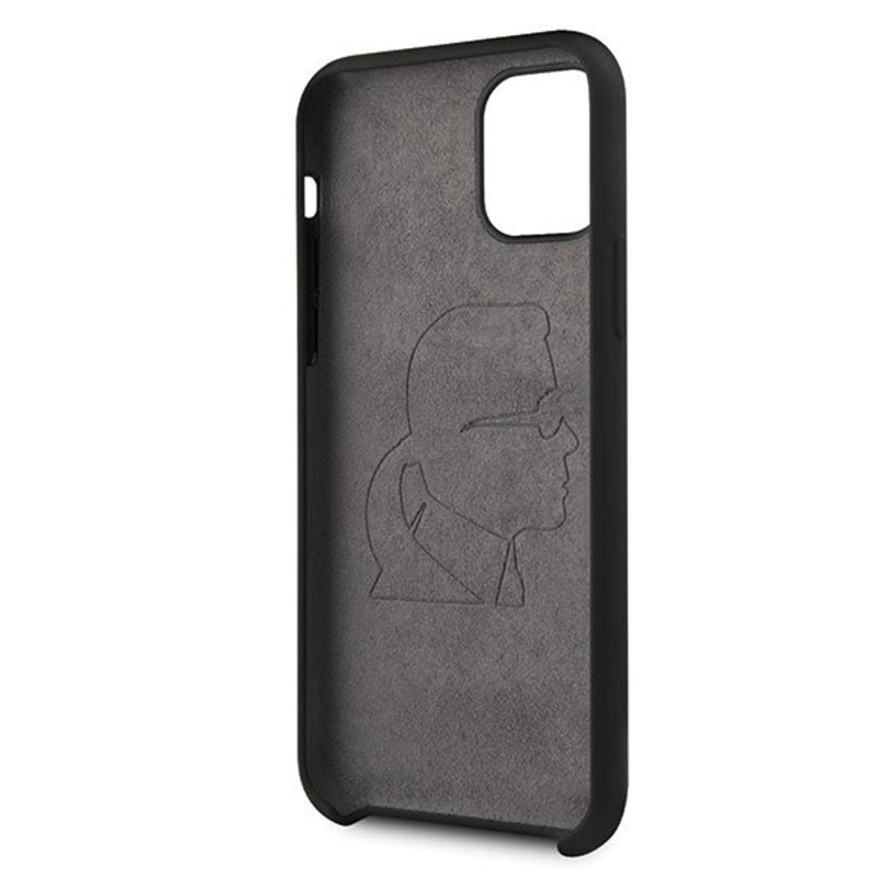 Karl Lagerfeld kryt na iPhone 11 Pro Iconic Black