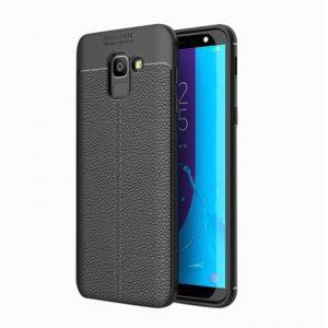 Silikónový kryt na Samsung Galaxy J6 2018 Black