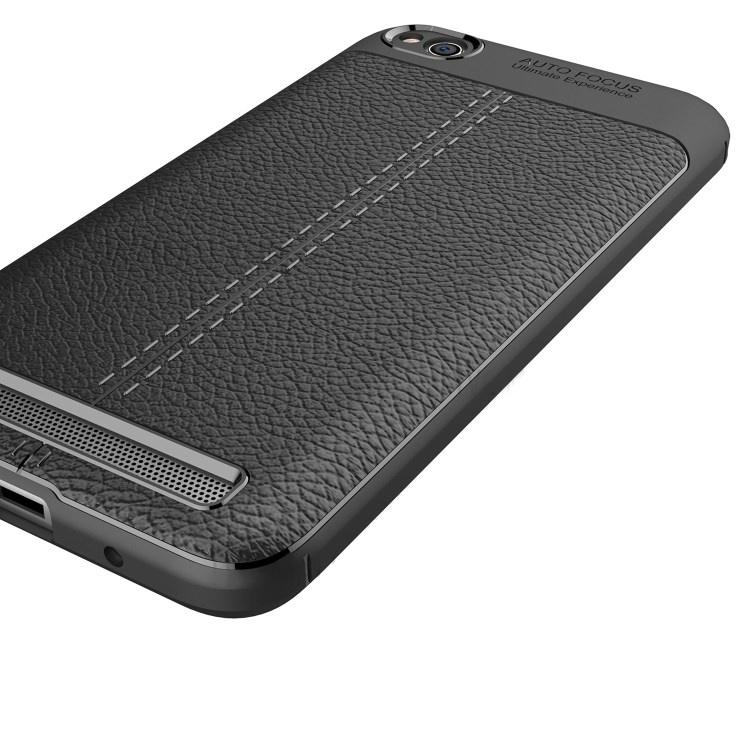 Xiaomi Redmi 5A silikónový kryt Black