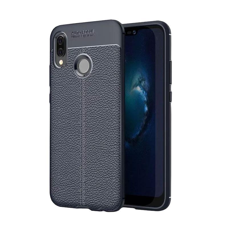Silikónový kryt na Huawei P20 Lite Blue