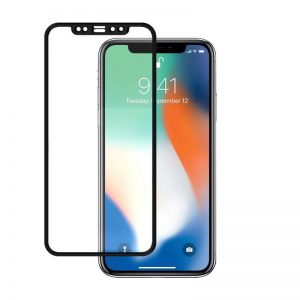 Ochranné 3D sklo na Apple iPhone Xr/11 Black