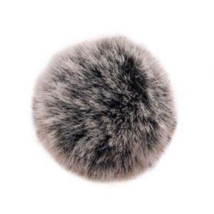 PopSocket Fluffy Grey