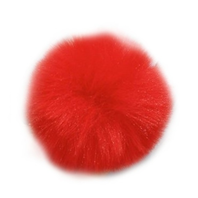 PopSocket Fluffy Red