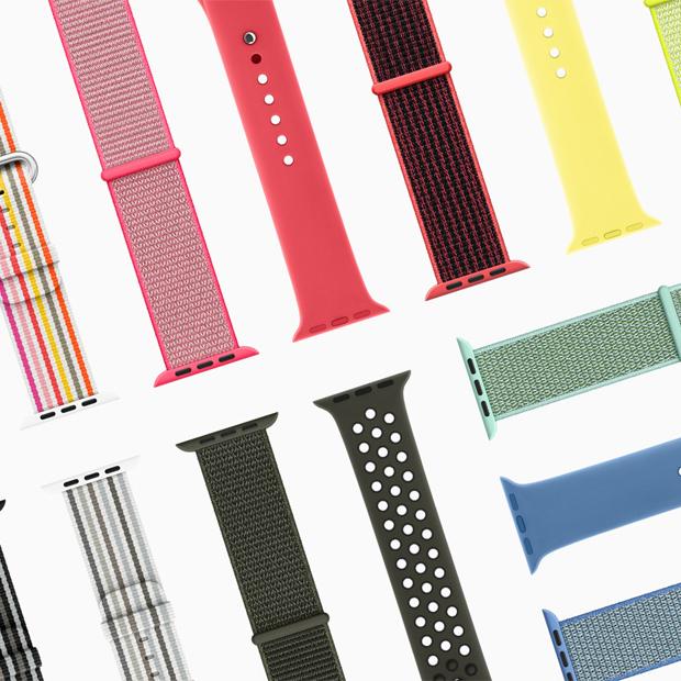 Remienky na smart hodinky Samsung, Xiaomi, Huawei
