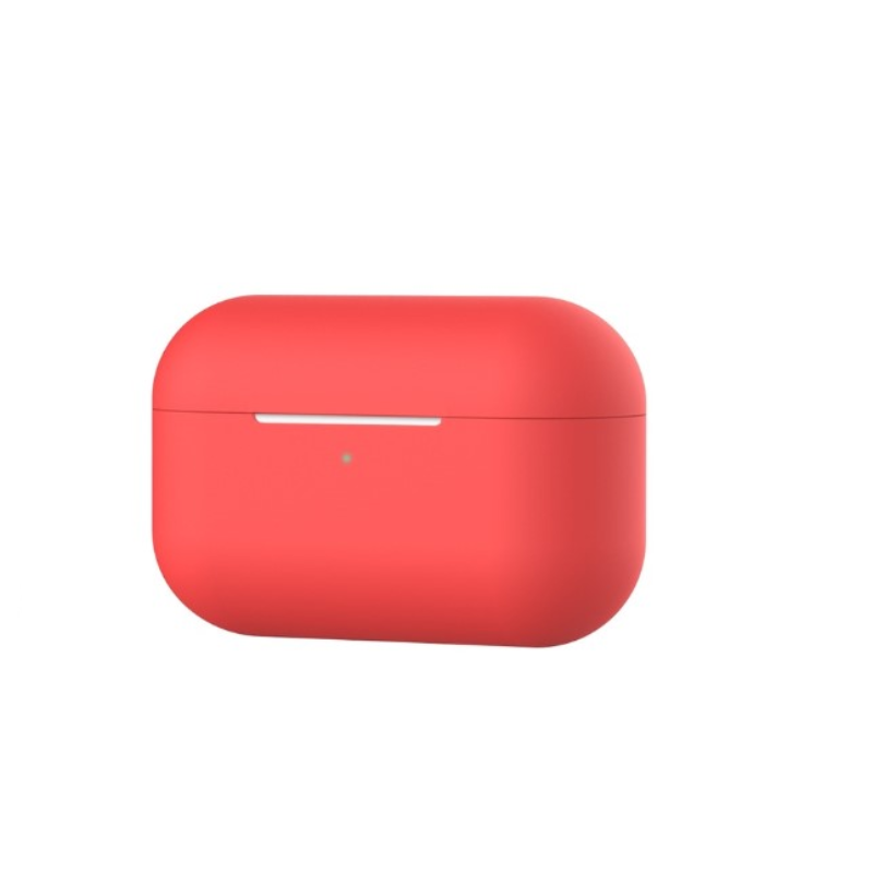 Obal na AirPods Pro silikónový Red