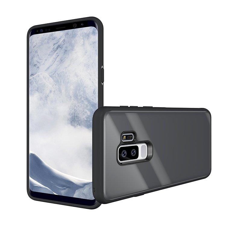 Plastový kryt na Samsung Galaxy S9+ Armor Black
