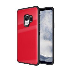Plastový kryt na Samsung Galaxy S9 Armor Red