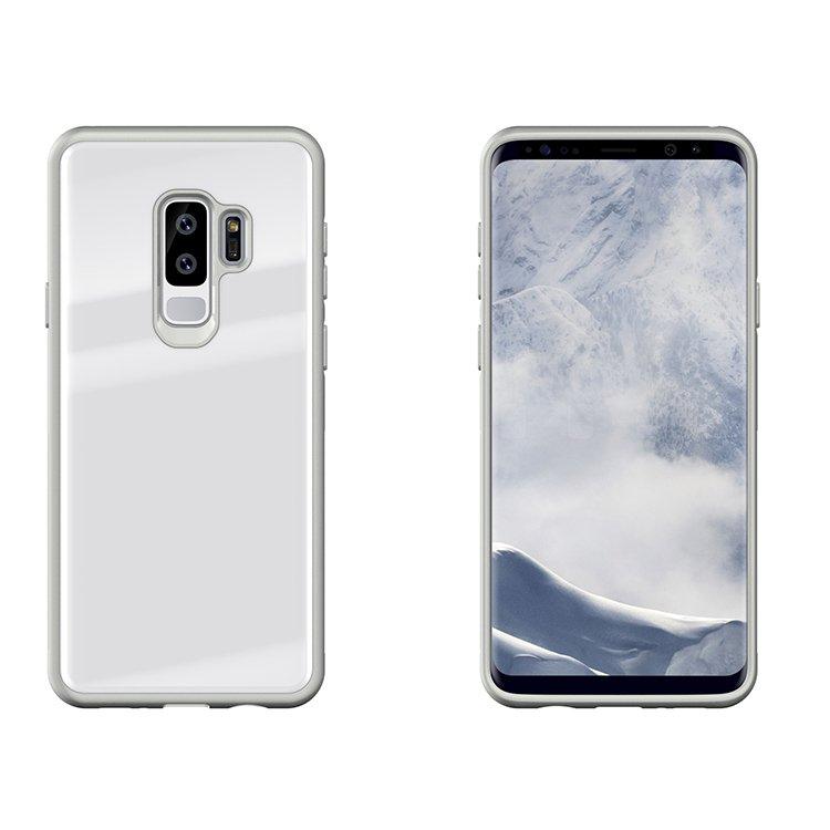 Plastový kryt na Samsung Galaxy S9 Plus Armor White