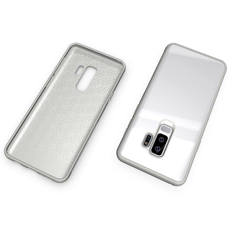 Plastový kryt na Samsung Galaxy S9+ Armor White