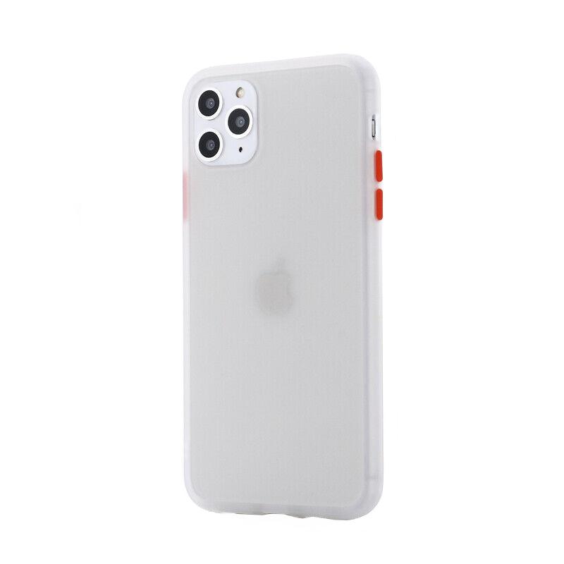 Silikónový kryt na iPhone 11 Pro Max Shockproof Clear