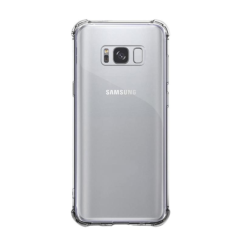 Silikónový kryt na Samsung Galaxy S8+ s vystuženými hranami