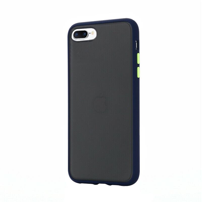 Silikónový kryt na iPhone 7/8 Plus Shockproof Blue