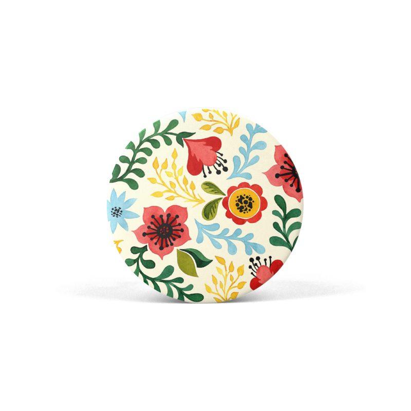PopSocket Art Flowers