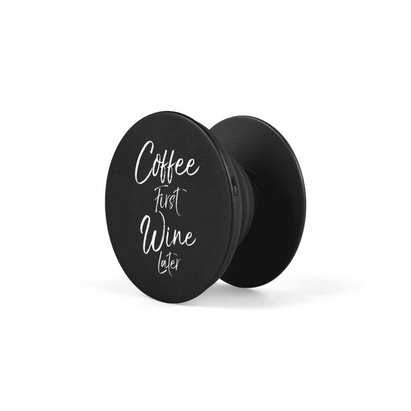 PopSocket Coffee and Wine