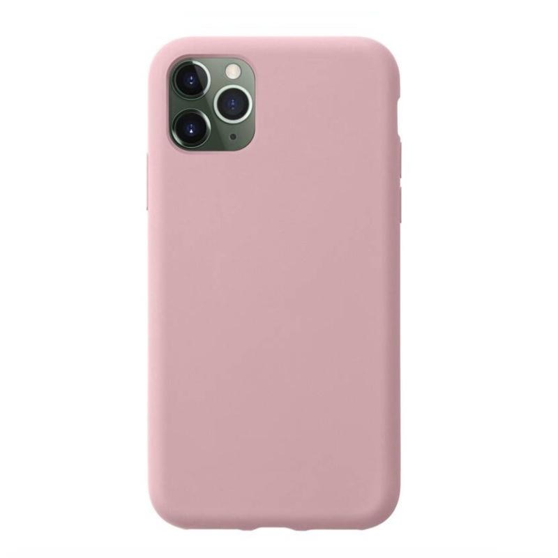 Silikónový kryt na iPhone 11 Pro Pink