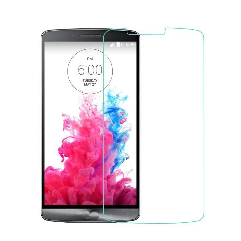 Ochranné tvrdené sklo na LG G3