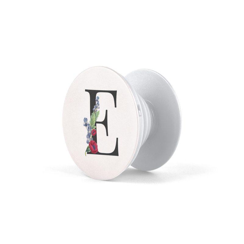 PopSocket Letter E