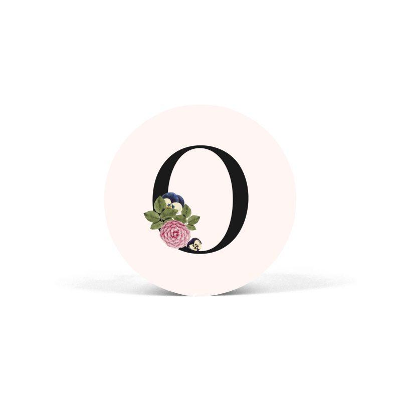 PopSocket Letter O