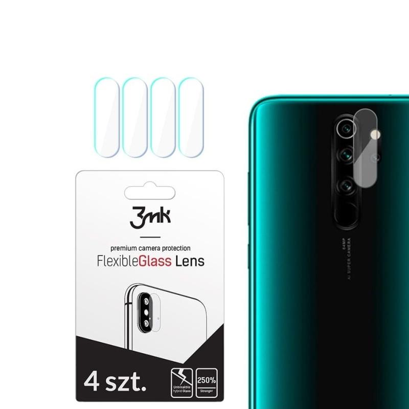 Ochranné sklo na fotoaparát Xiaomi Redmi Note 8 Pro