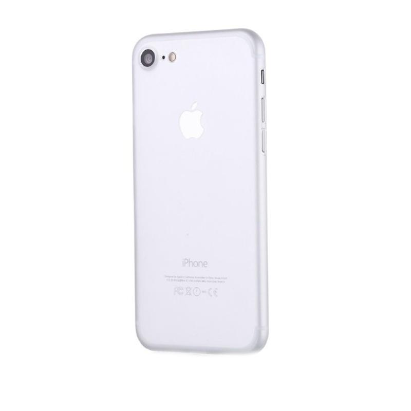 Ultra Tenký plastový kryt na iPhone 7/8/SE 2020 Priehľadný