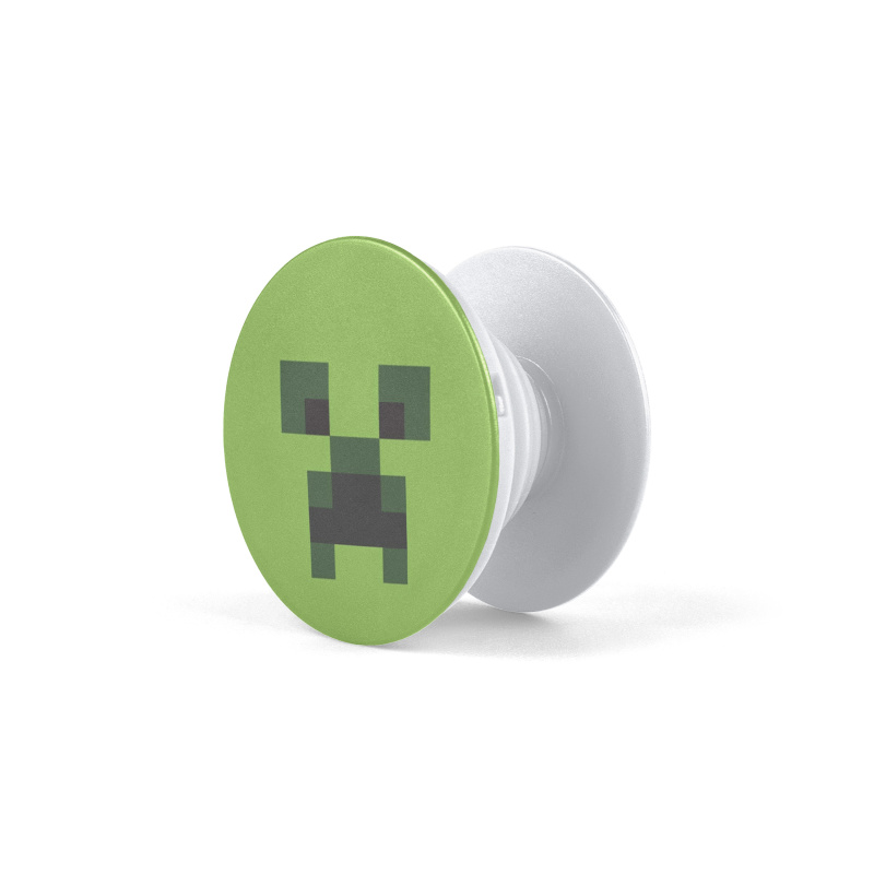 PopSocket Minecraft Creeper
