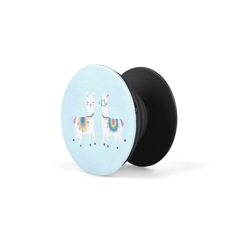 PopSocket Llamalliance in Blue