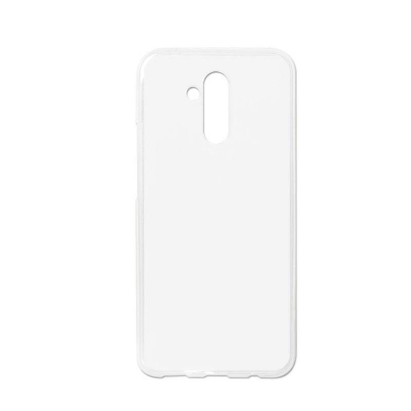 Silikónový kryt na Huawei Mate 20 Lite Priehľadný