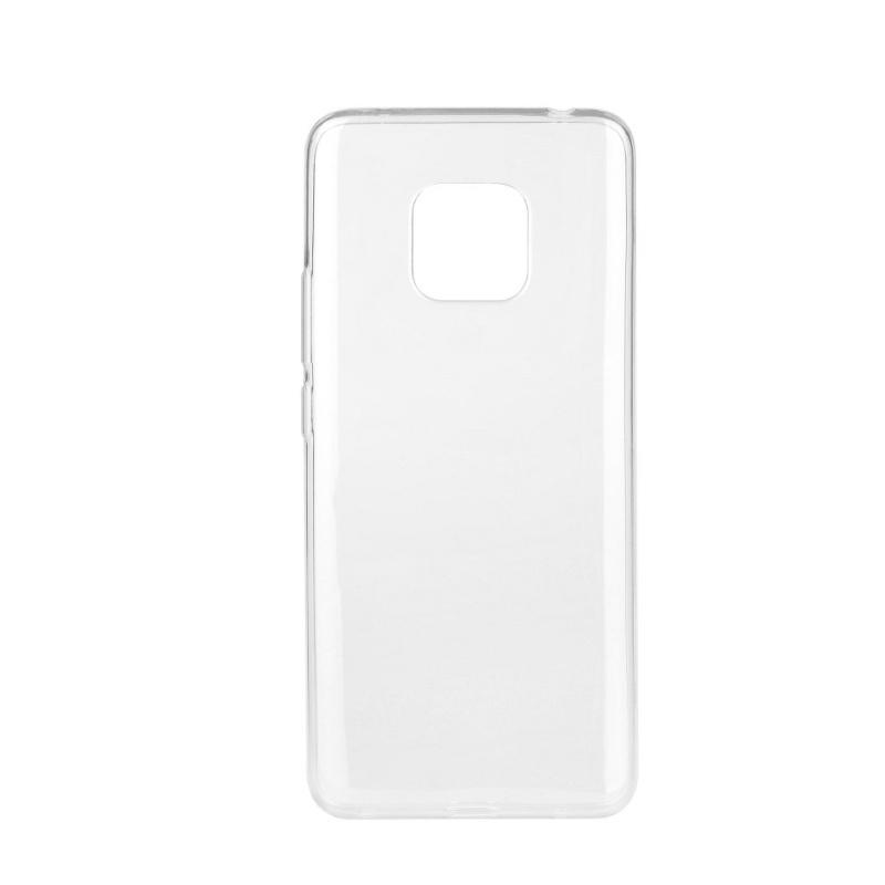 Silikónový kryt na Huawei Mate 20 Pro Priehľadný
