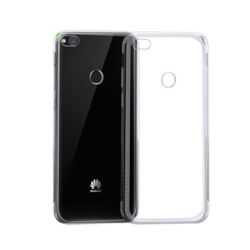 Silikónový kryt na Huawei P8/P9 Lite 2017 Priehľadný