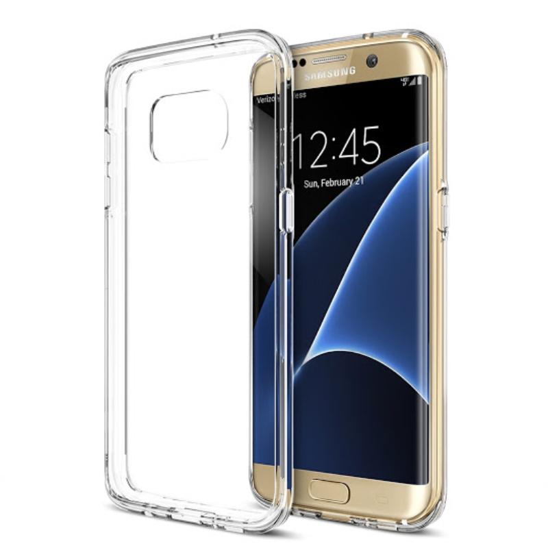 Silikónový kryt na Samsung Galaxy S7 Priehľadný