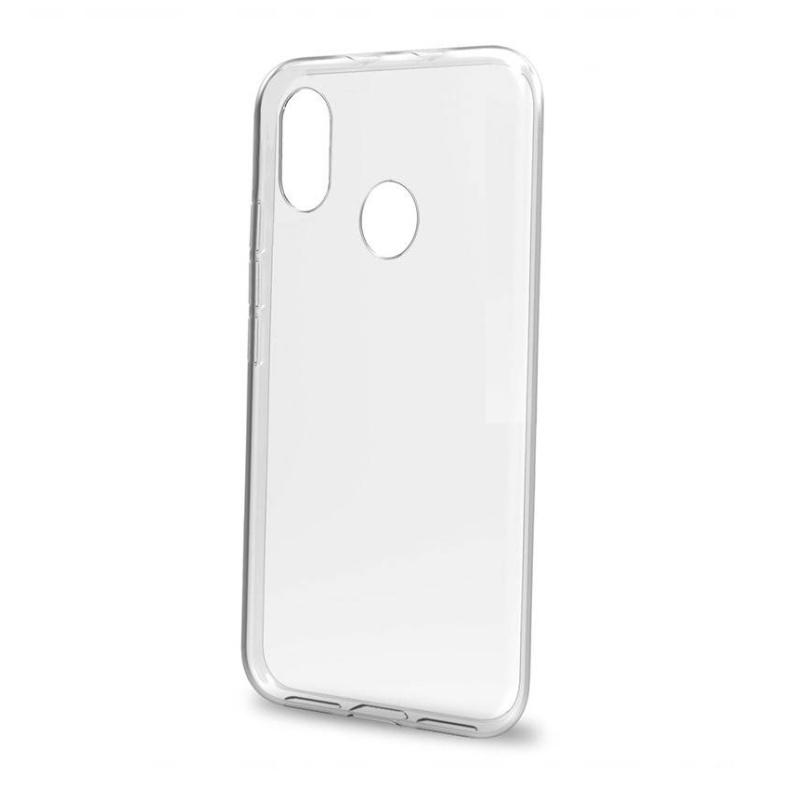 Silikónový kryt na Xiaomi MI 8 Priehľadný