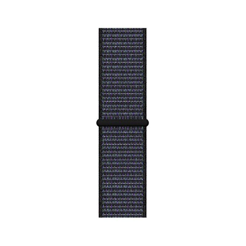 Remienok na Apple Watch 42mm/44mm látkový Hyper Grape