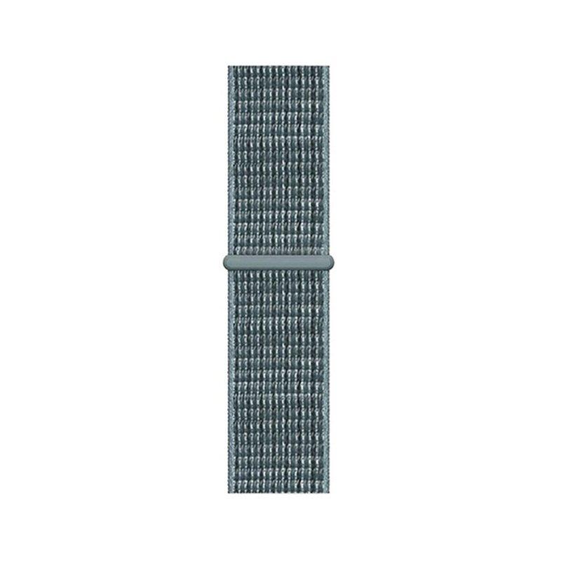Remienok na Apple Watch 42mm/44mm látkový Celestial Teal