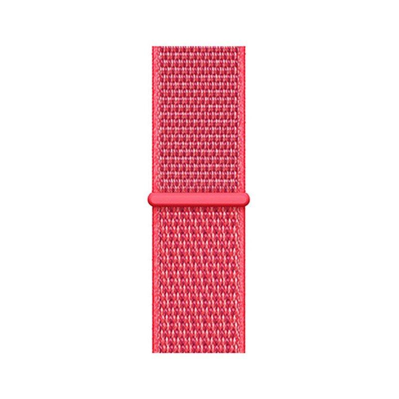 Remienok na Apple Watch 42mm/44mm látkový Hibiskus
