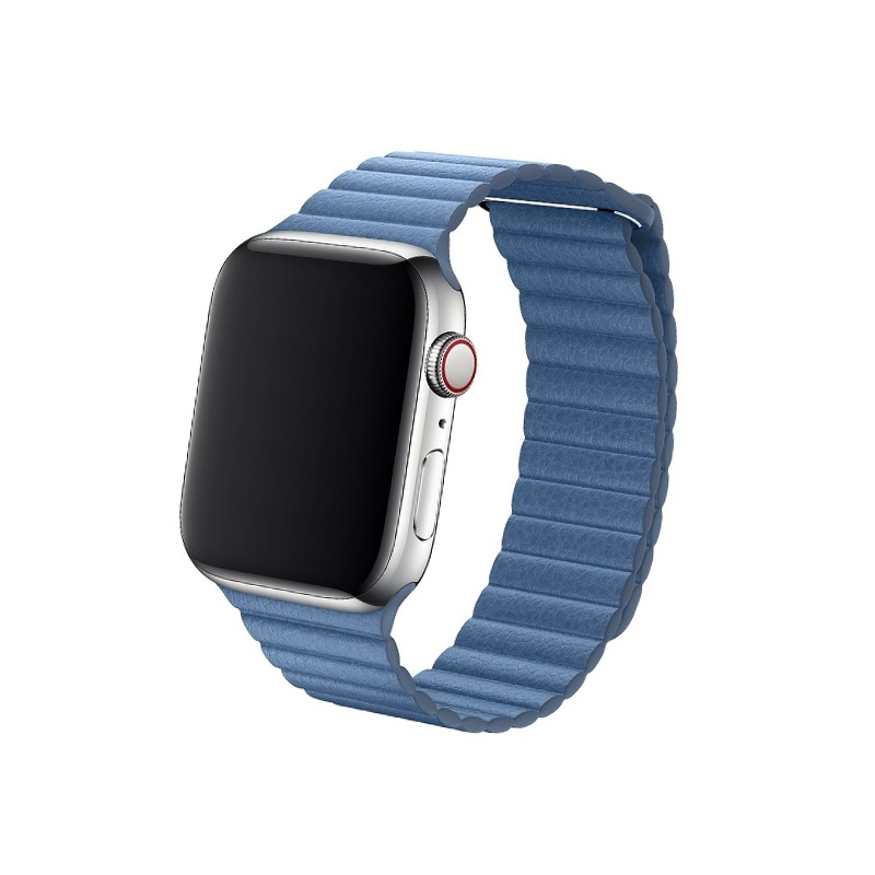 Remienok Leather Loop na Apple Watch 42mm/44mm nevädza
