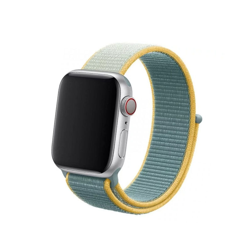 Remienok na Apple Watch 38mm/40mm Nylon Sunshine