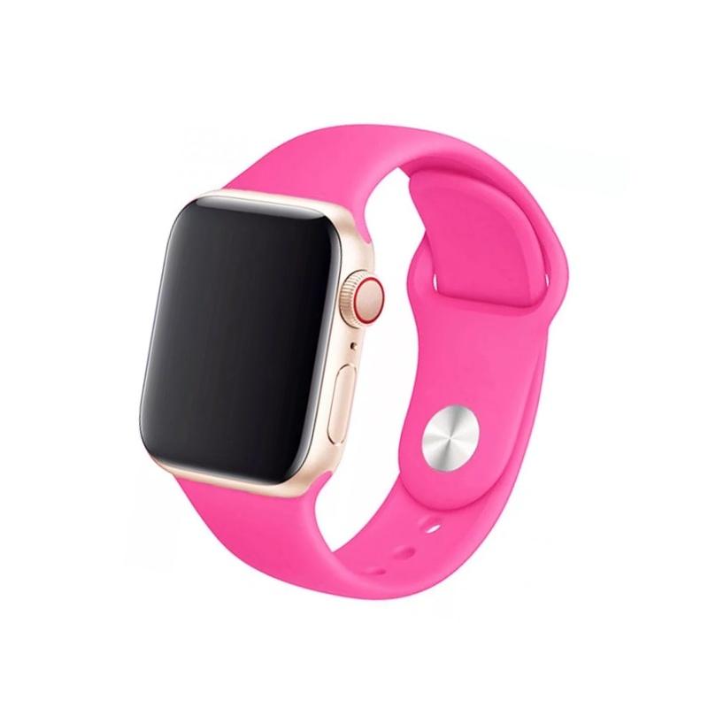 Remienok na Apple Watch 38mm/40mm Barbie Powder