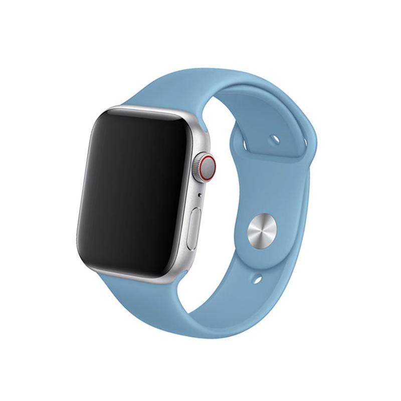 Remienok na Apple Watch 38mm/40mm silikónový Conflower