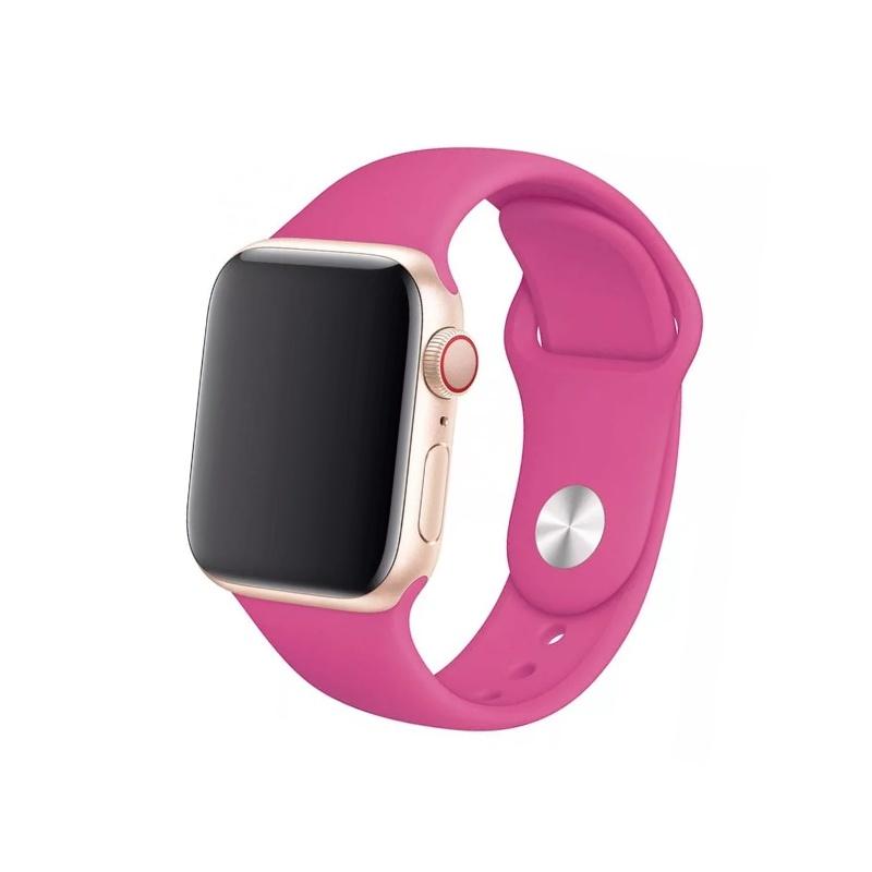 Remienok na Apple Watch 38mm/40mm silikónový Dragon Fruit