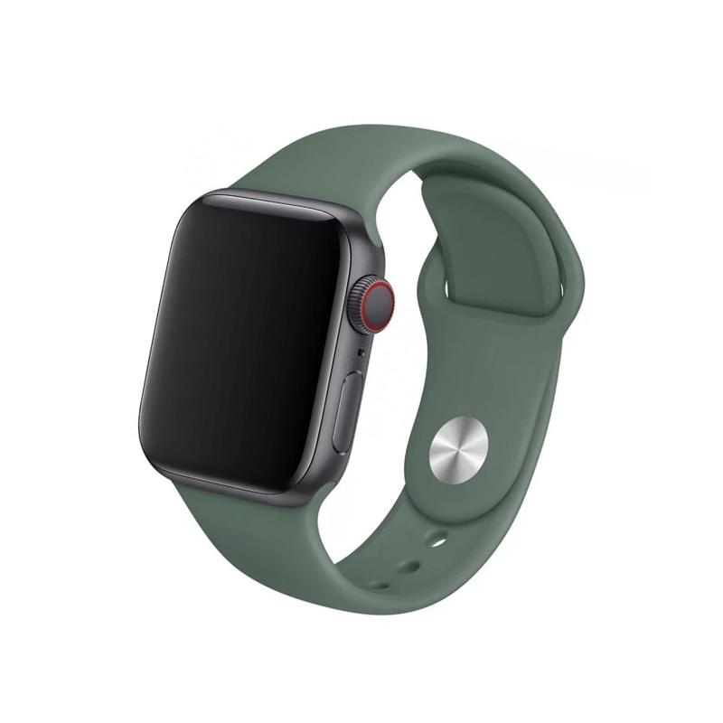 Remienok na Apple Watch 38mm/40mm Pine Green