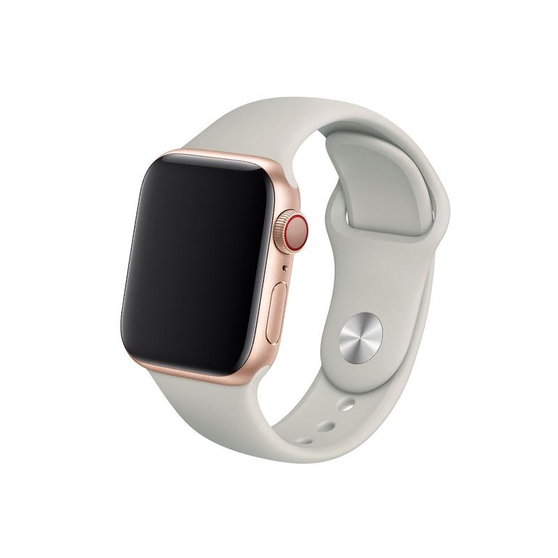 Remienok na Apple Watch 38mm/40mm sivý