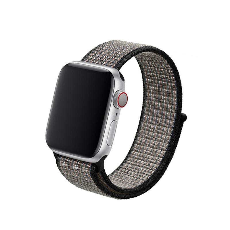 Remienok na Apple Watch 42mm/44mm Nylon Royal Glow